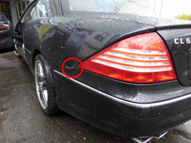 Mercedes benz cl 65 amg for Mercedes benz cl amg